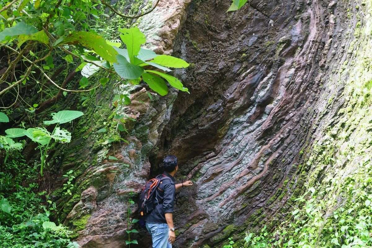 Geowisata Karangsambung Kebumen, Rumah Batuan Tertua di Pulau Jawa