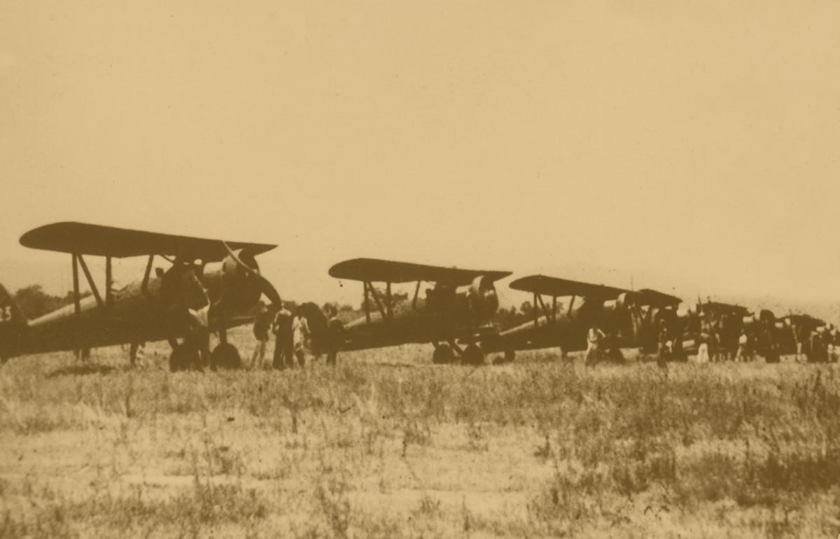 Sejarah Hari Ini (23 Juli 1946) - Penerbangan Jarak Jauh Pertama Pesawat Cureng AURI