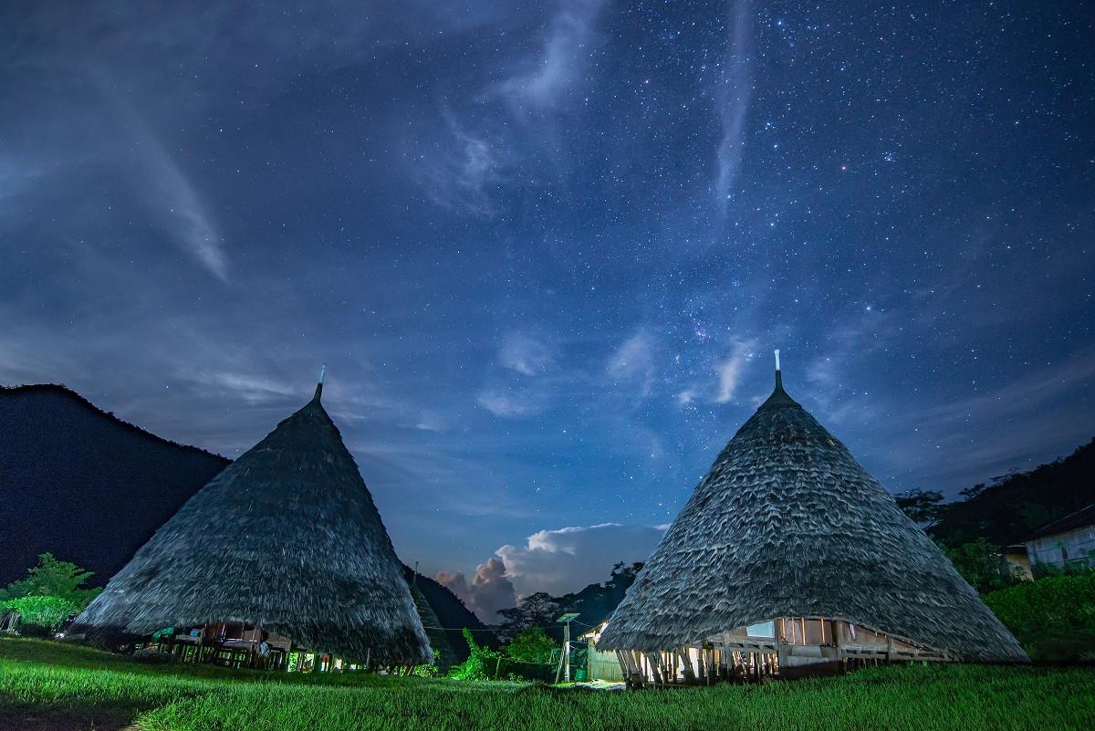 Mengupas Sejarah Salah Satu Desa Tertinggi di Indonesia, Wae Rebo