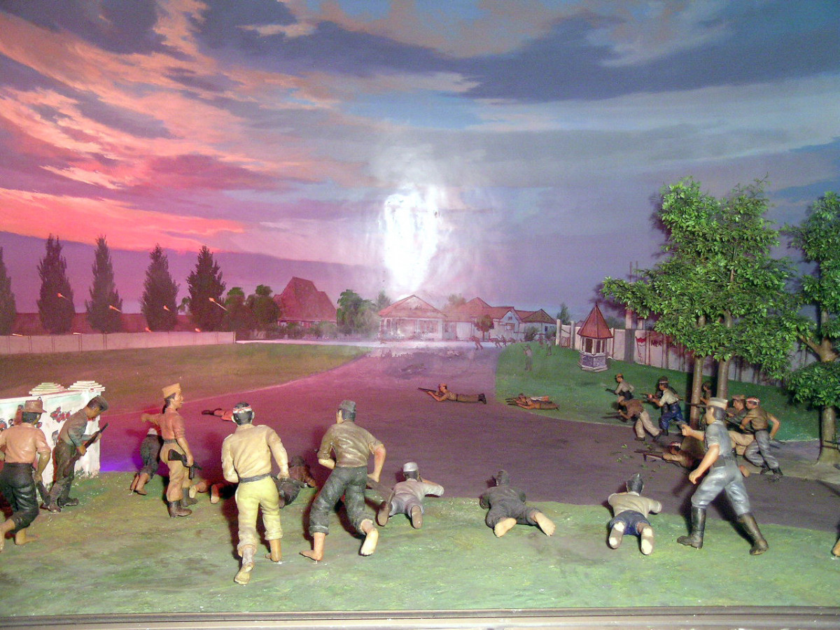 Sejarah Hari Ini (7 Oktober 1945) - Serbuan Kotabaru
