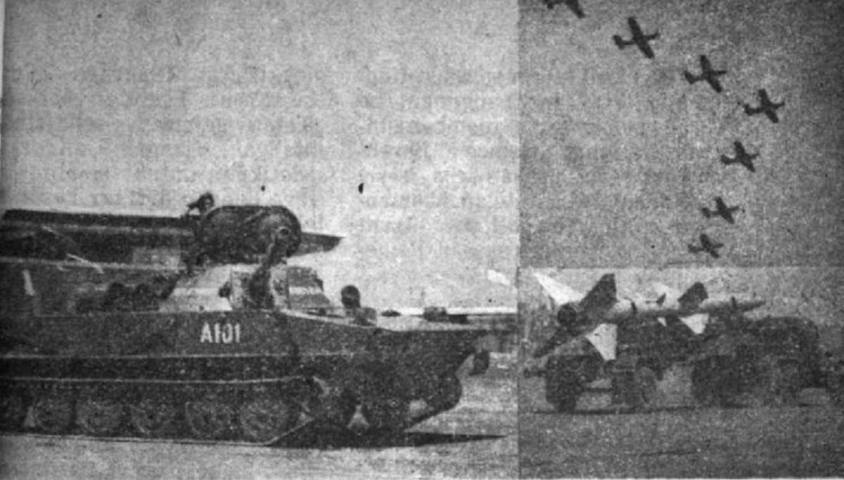 Sejarah Hari Ini (5 Oktober 1950) - Hari Angkatan Perang RI Tanpa Sudirman