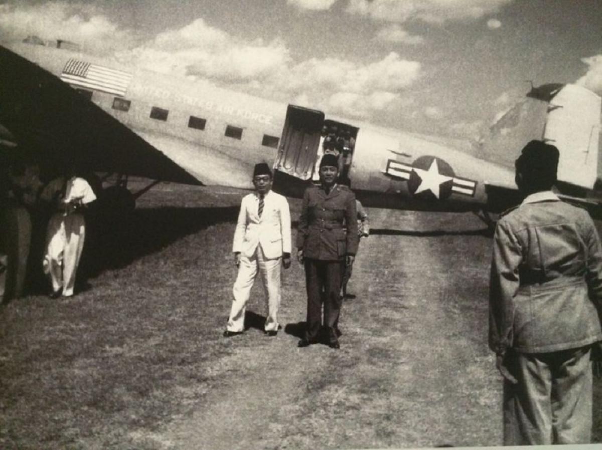 Sejarah Hari Ini (6 Juli 1949) - Sukarno-Hatta Kembali dari Pengasingan