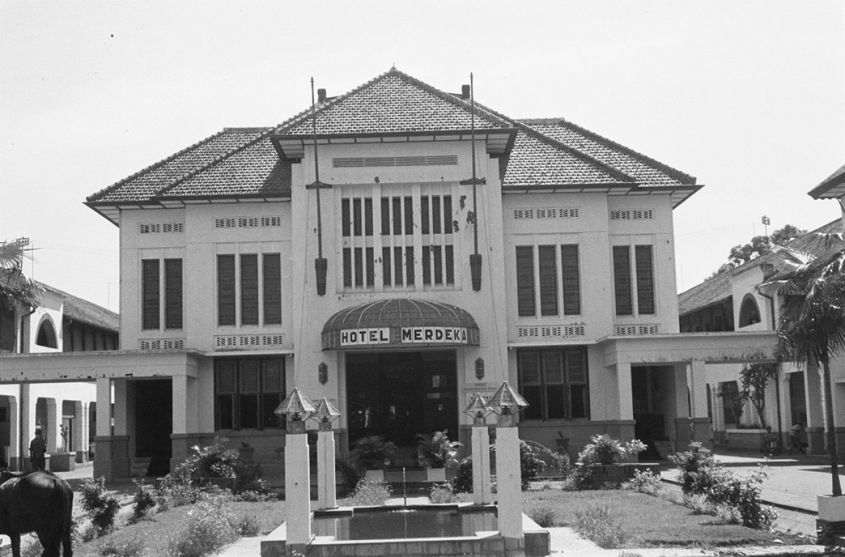 Sejarah Hari Ini (9 Januari 1949) - Gerilyawan Indonesia Serbu Hotel Merdeka