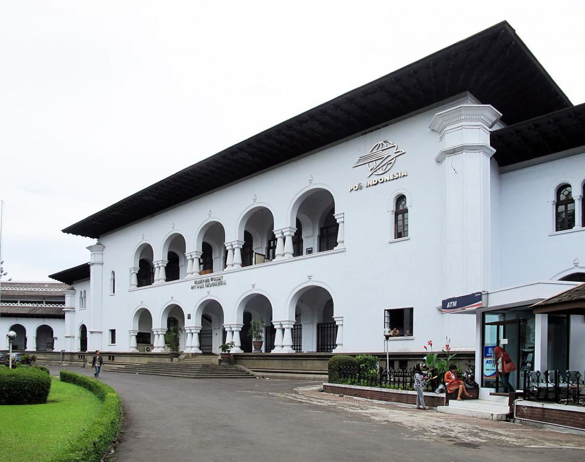 Sejarah Hari Ini (27 September 1945) - Kantor Pos Bandung Diduduki Angkatan Pemuda