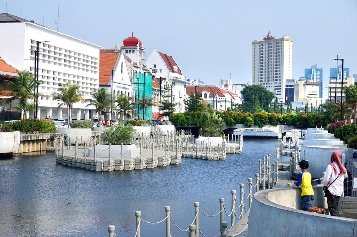 Demi Merawat dan Menjaga Bahasa Indonesia, Kota Tua Jakarta Jadi Kawasan Praktik Bahasa Negara