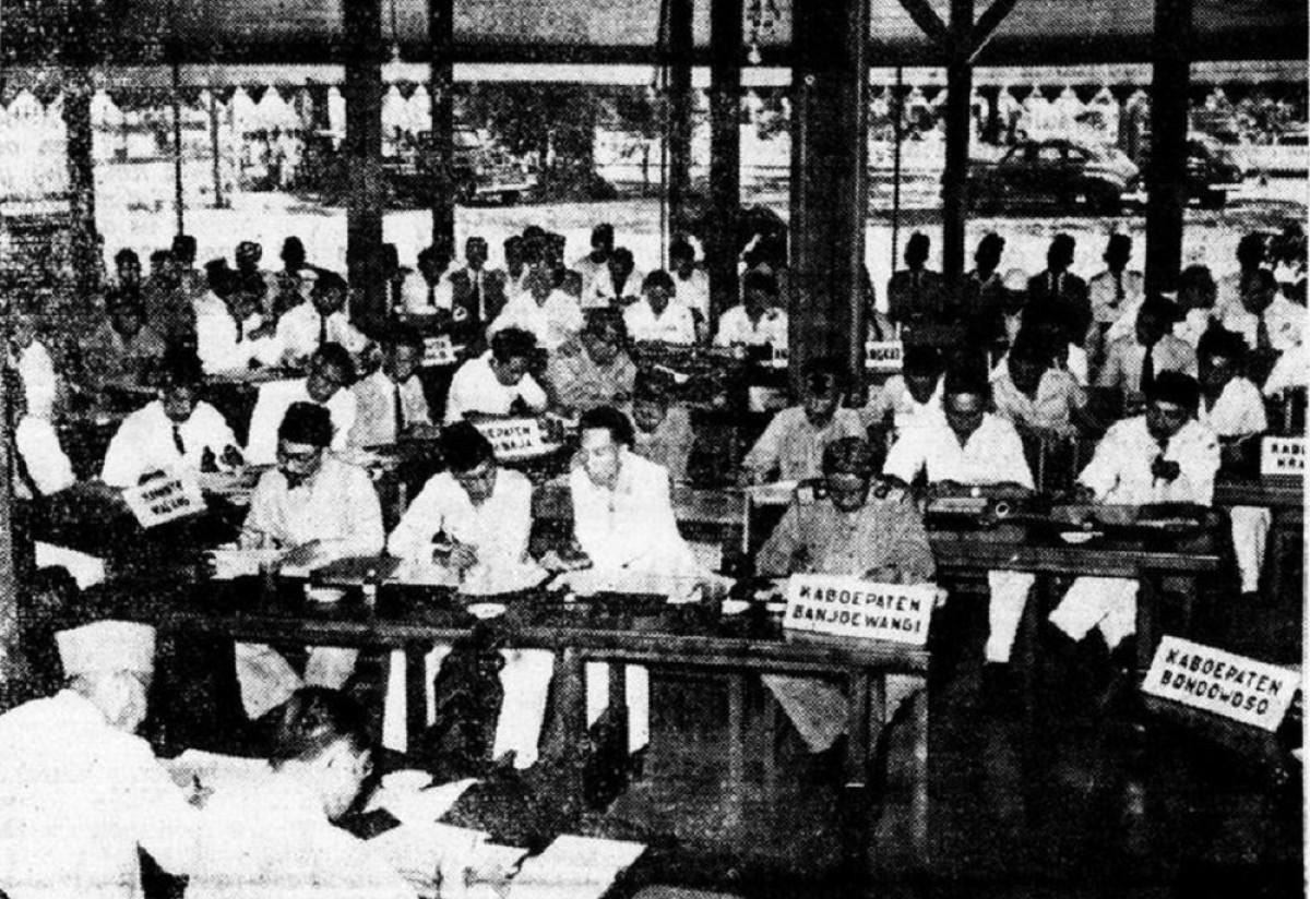 Sejarah Hari Ini (26 November 1948) - Jawa Timur Jadi Sebuah Negara
