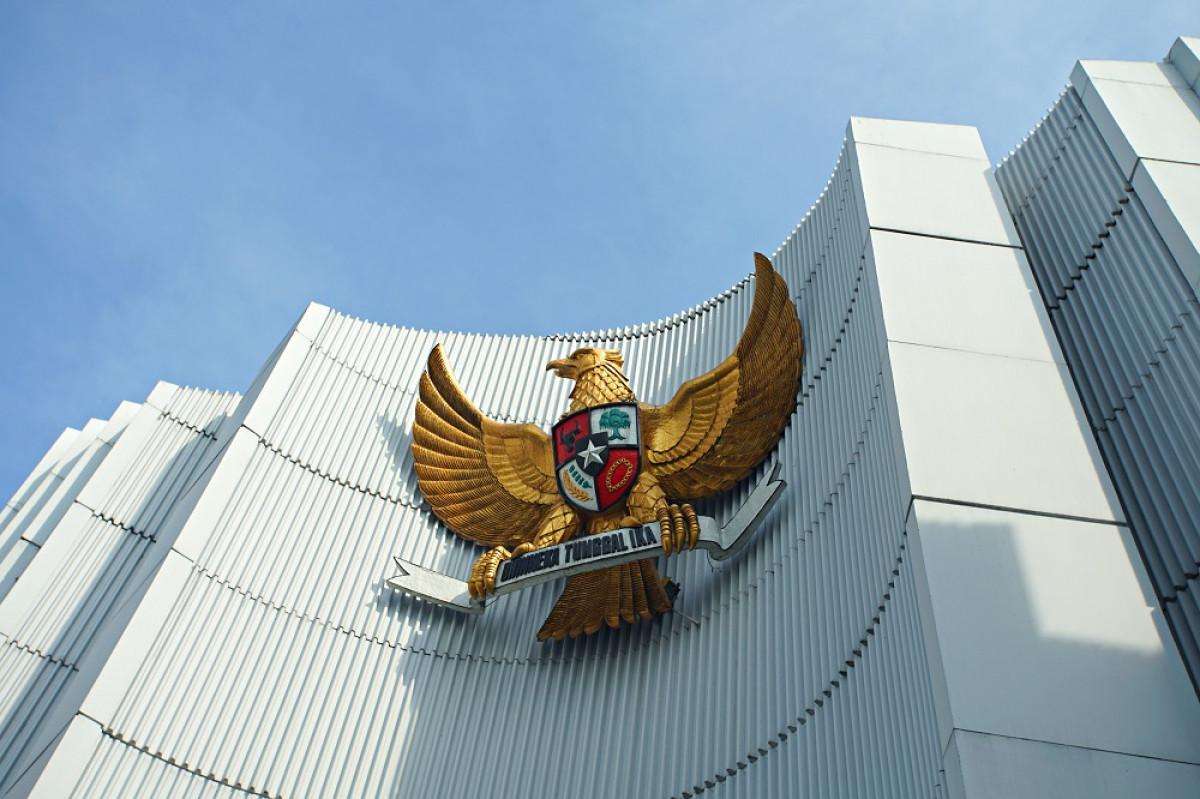 Sejarah Hari Ini (11 Februari 1950) - Garuda Pancasila Diresmikan di Sidang RIS