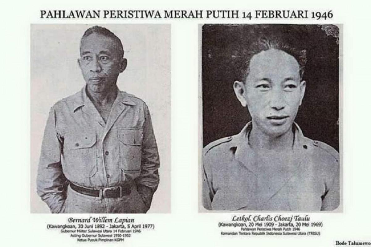 Sejarah Hari Ini (14 Februari 1946) - Peristiwa Merah Putih di Bumi Minahasa