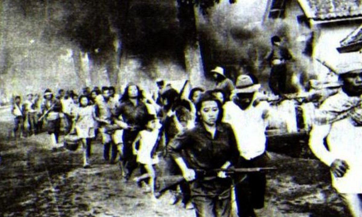 Sejarah Hari Ini (12 Oktober 1945) - Laskar Wanita Indonesia Berdiri di Bandung