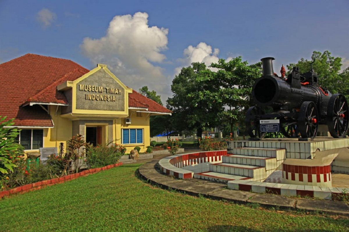 Sejarah Hari Ini (2 Agustus 1997) - Pertama di Asia, Museum Timah Indonesia