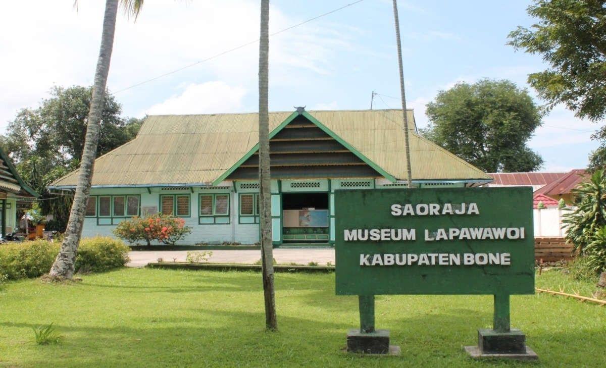 Sejarah Hari Ini (5 Januari 1971) - Istana Andi Mappanyukki Diubah Jadi Museum La Pawawoi