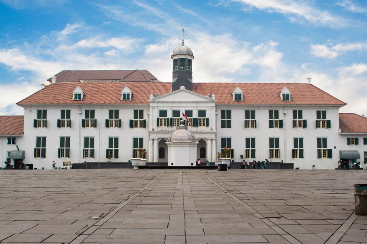 Sejarah Hari Ini (25 Januari 1707) - Gedung Baru Stadhuis yang Kini Jadi Museum Fatahillah