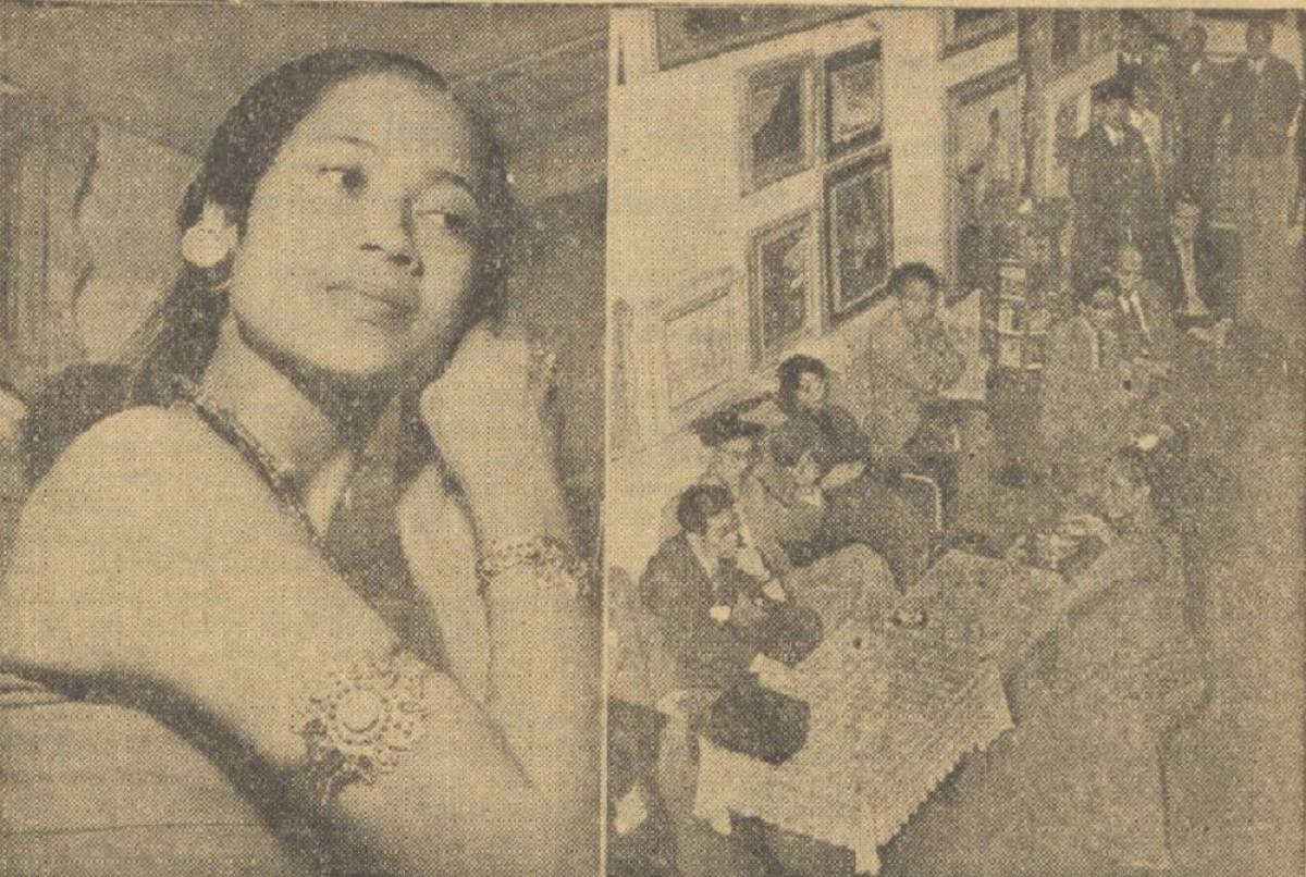 Sejarah Hari Ini (11 Oktober 1955) - Tari Bali Ni Ronji di Pameran Lukisan Antonio Blanco