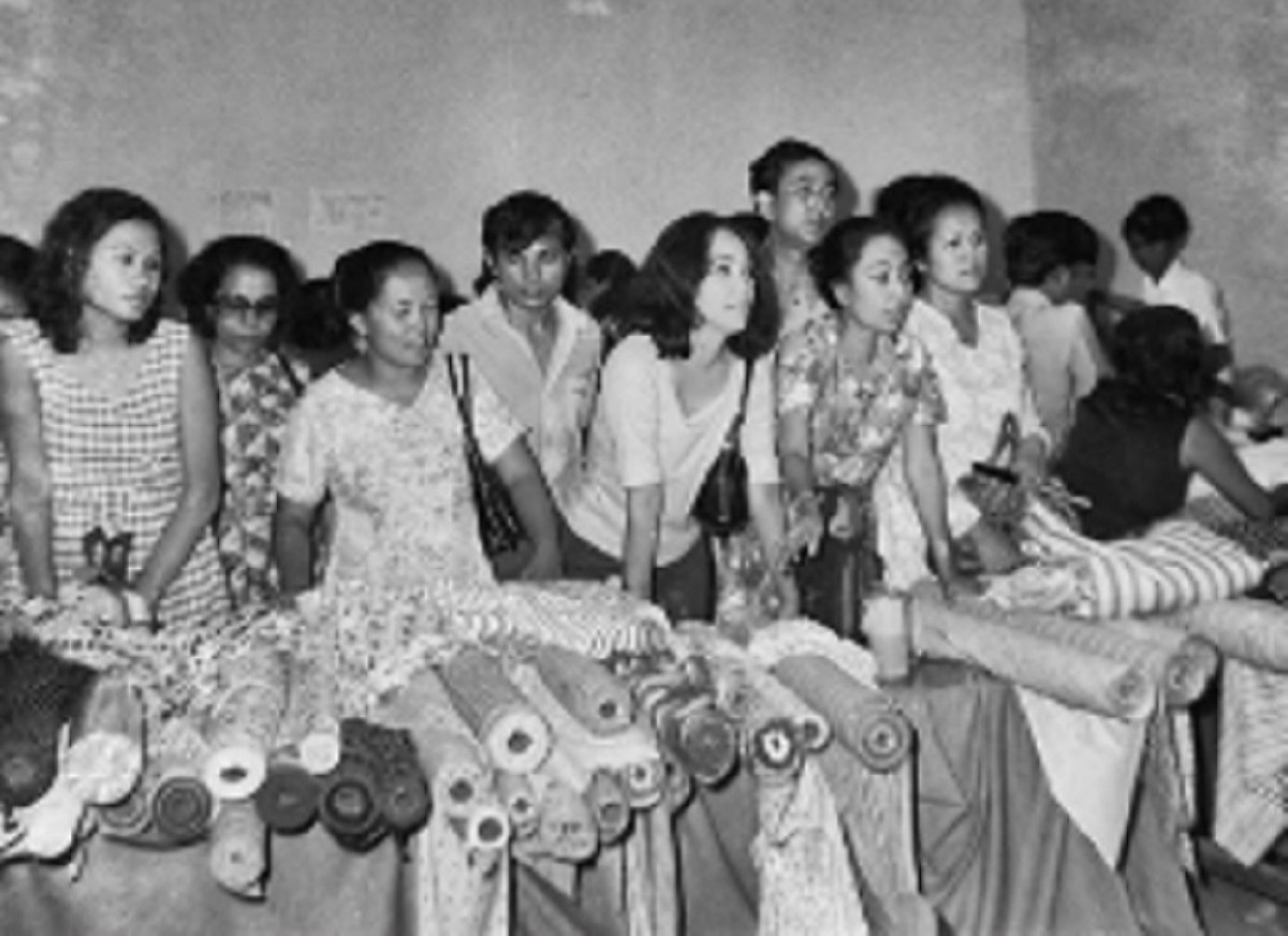 Sejarah Hari Ini (29 Desember 1965) - Pembukaan Industri Tekstil Nasional di Patal Senayan
