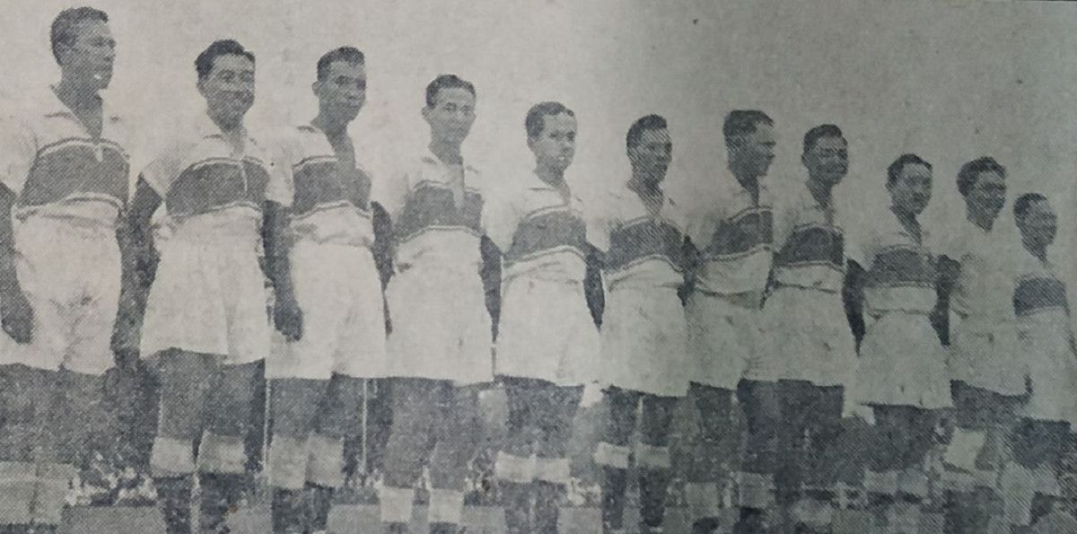 (9 Juli 1955) - Hujan Gol, Persija Jakarta Tekuk Salzburg 5-4