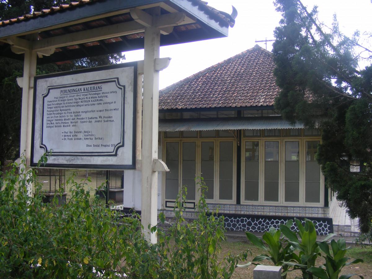 Sejarah Hari Ini (13 Januari 1948) - Perundingan dengan Komisi Tiga Negara di Kaliurang