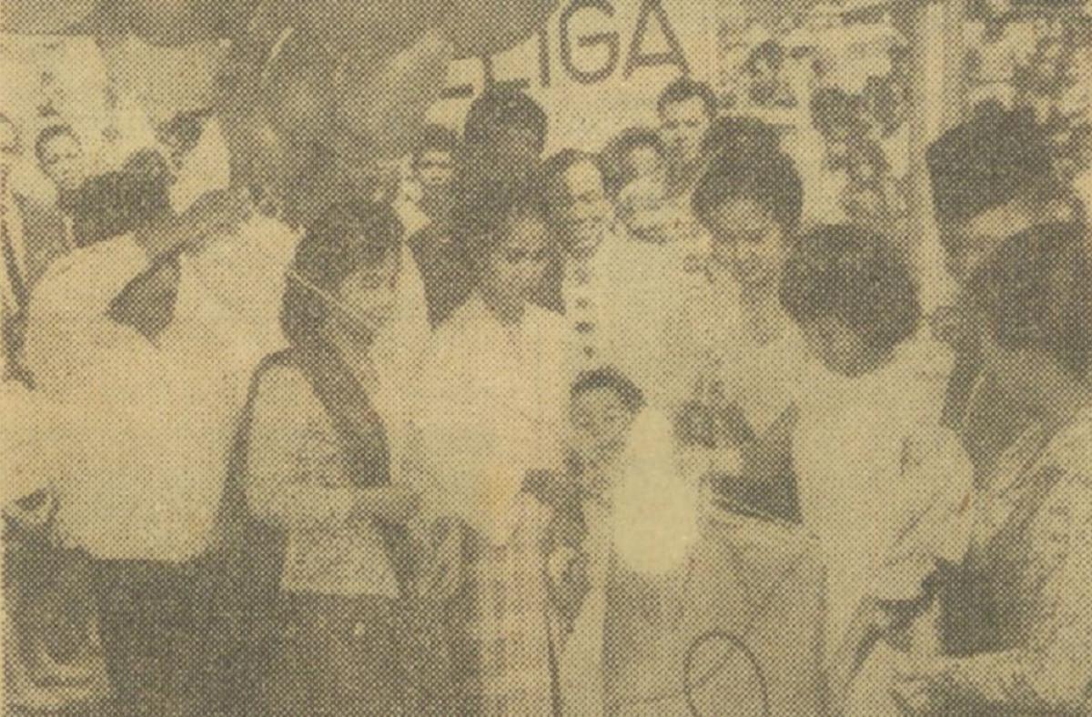 Sejarah Hari Ini (21 Februari 1960) - Balon Berhadiah di Pembukaan Pesta Film Indonesia