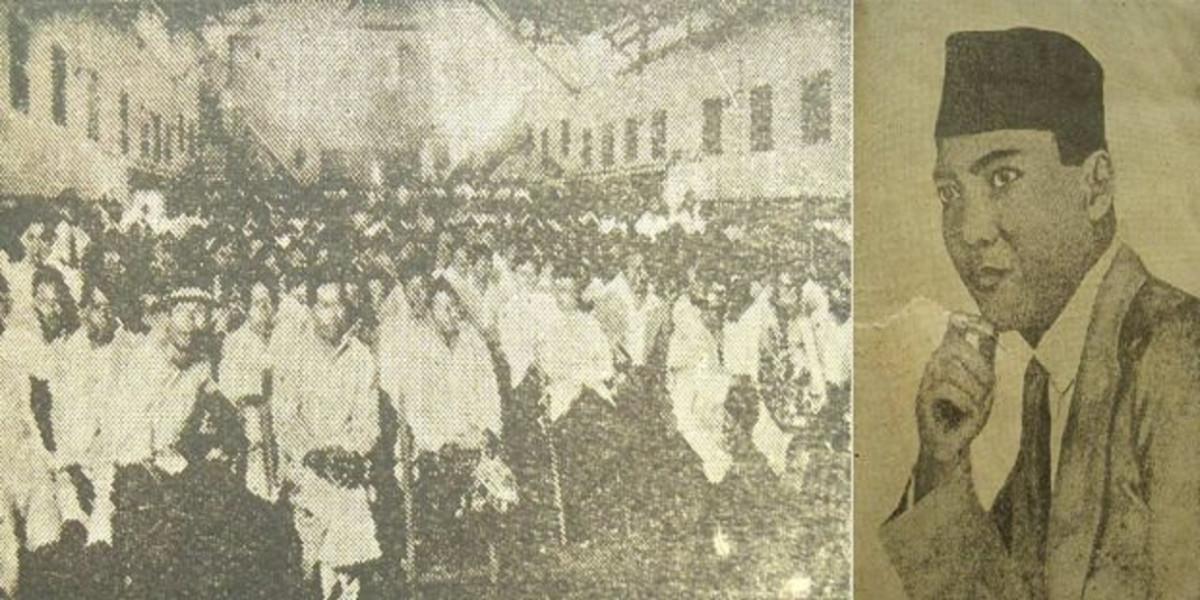 Sejarah Hari Ini (4 Juli 1927) - Pembentukan PNI oleh Sukarno dan Cipto Mangunkusumo