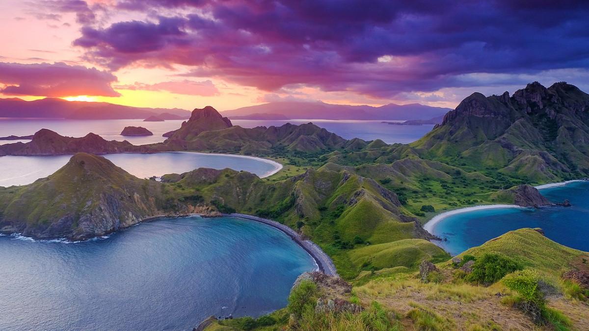 Pulau Padar, Permata Labuan Bajo yang Diabadikan dalam Uang Rp50 Ribu
