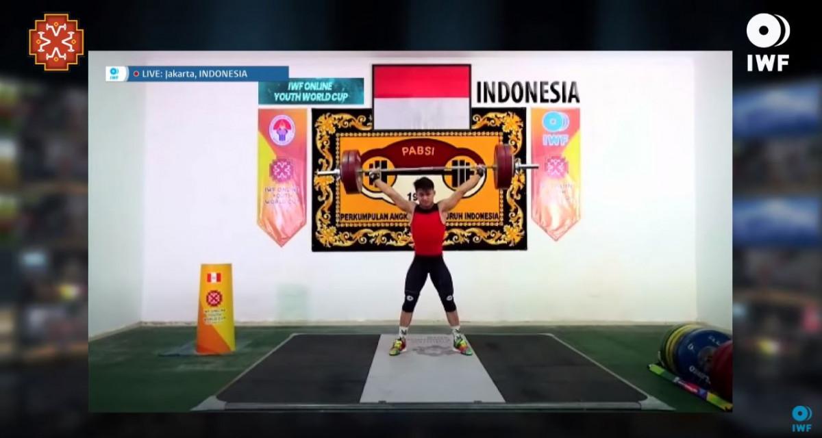 Lifter Muda Rizki Juniansyah dan Muhammad Faathir Raih Emas di Kejuaraan Dunia Angkat Besi