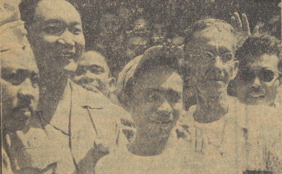 Sejarah Hari Ini (17 November 1954) - Sambutan Ibu Kota untuk Rudolf Lawalata