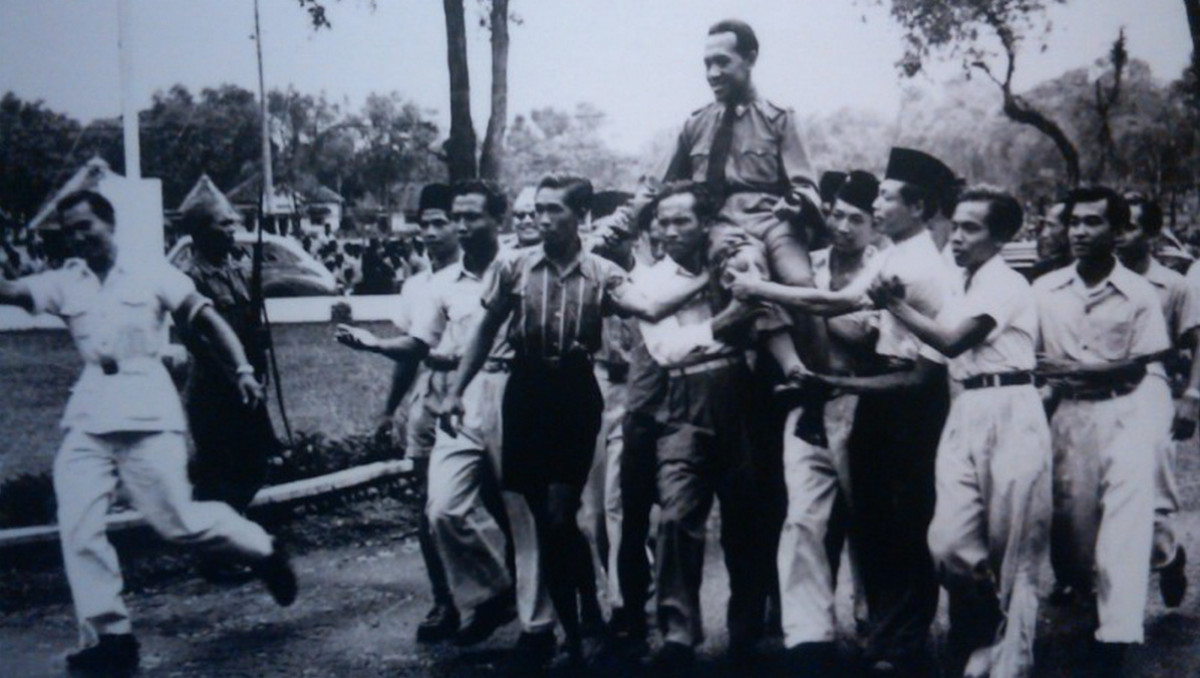 Sejarah Hari Ini (5 September 1945) - Yogyakarta Gabung NKRI