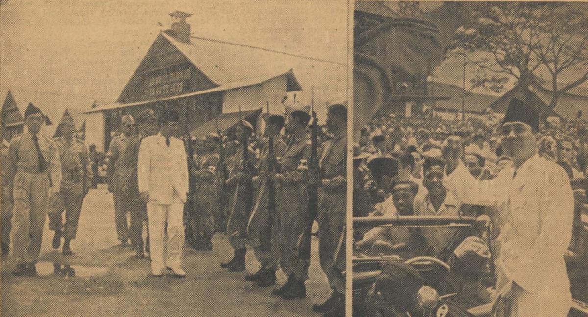 Sejarah Hari Ini (30 Desember 1949) - Nama Jakarta Resmi Gantikan Batavia