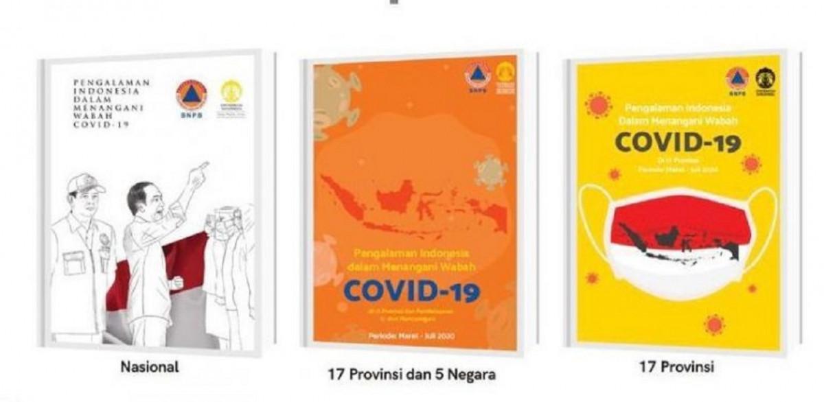 Berkolaborasi dengan BNPB, UI Terbitkan Buku Pengalaman Tangani Covid-19