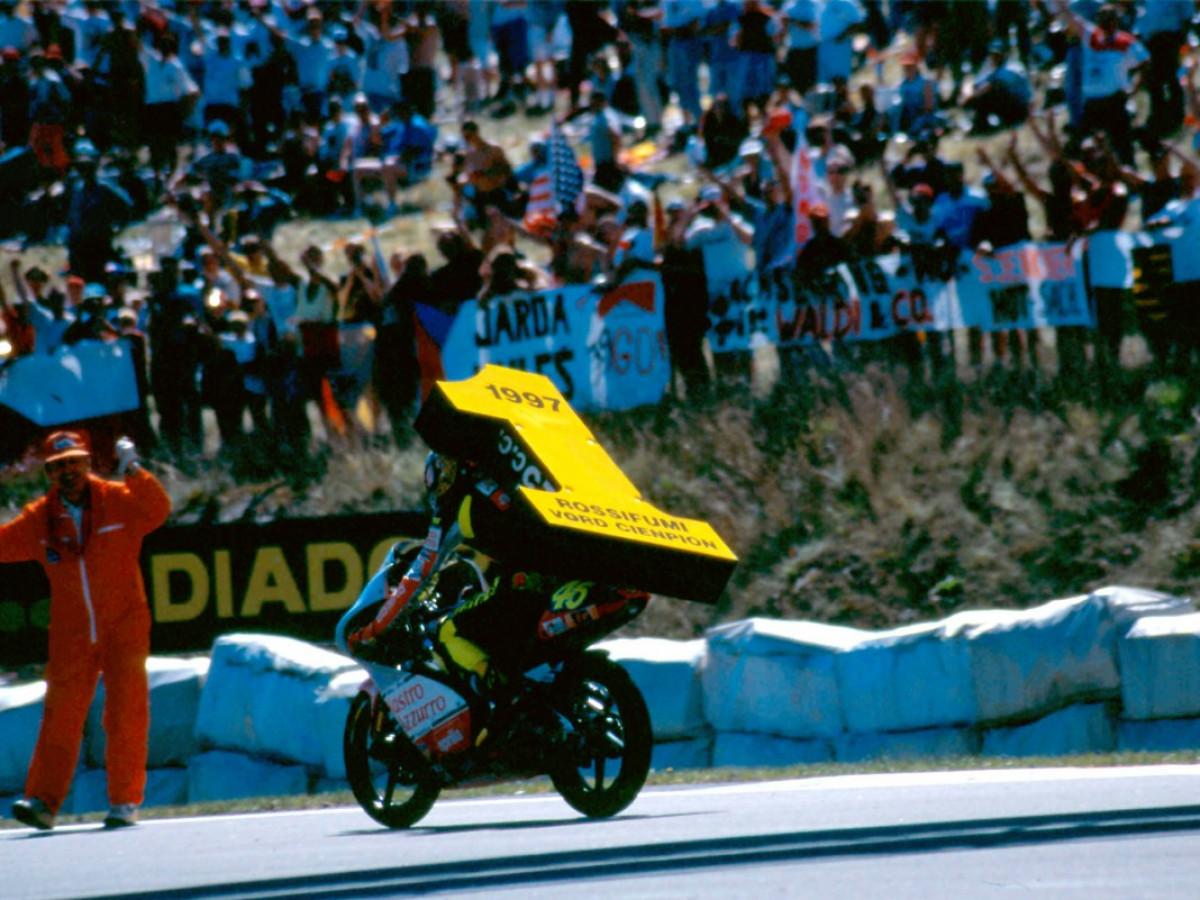 Sejarah Hari Ini (28 September 1997) - Valentino Rossi Raih Podium Tertinggi di Sirkuit Sentul
