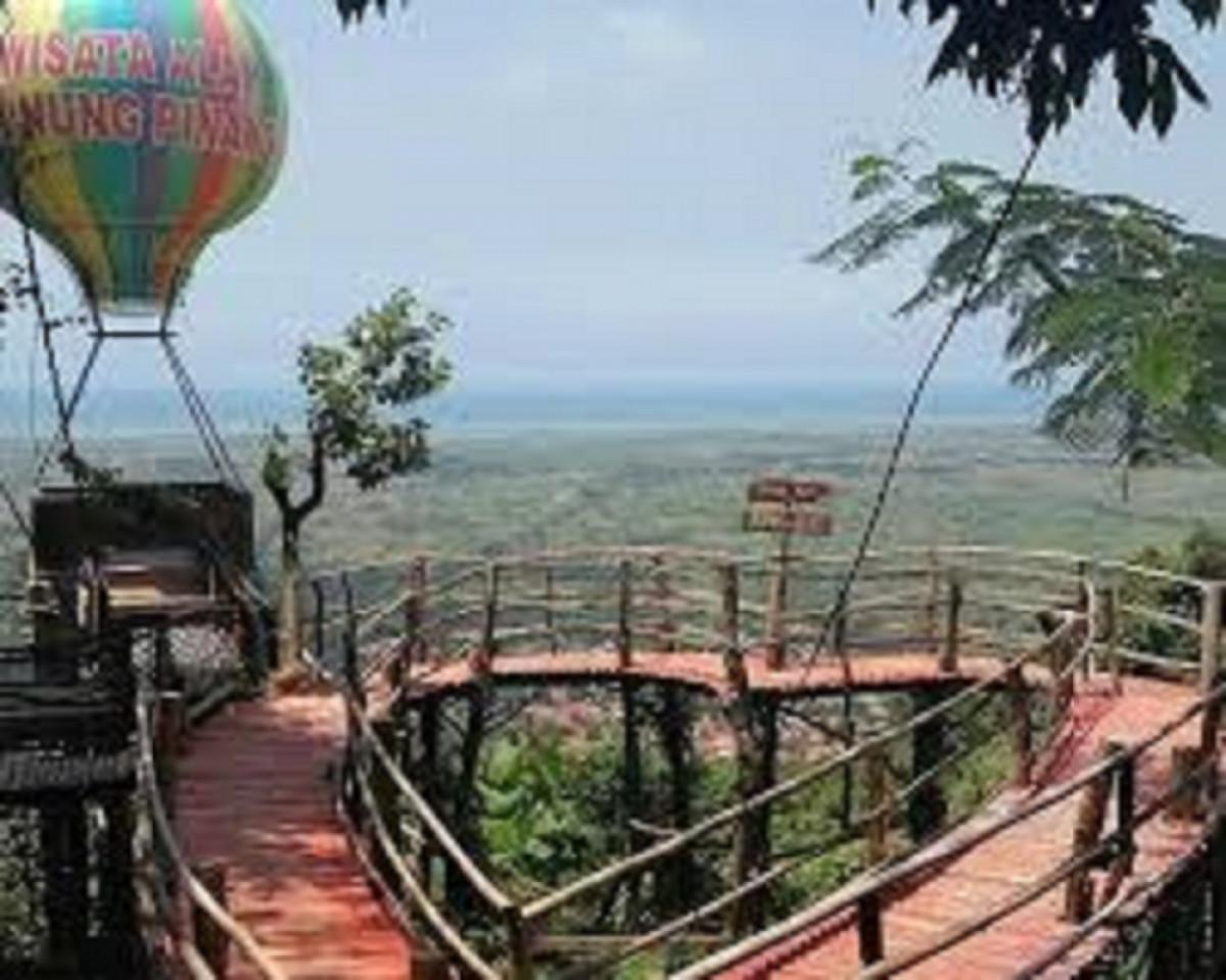 Nikmati Alam di Wisata Gunung Pinang Banten
