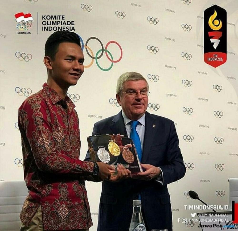 Pemuda Asal Ponorogo Ini Harumkan Nama Indonesia Melalui Desainnya di Olimpiade Remaja 2018