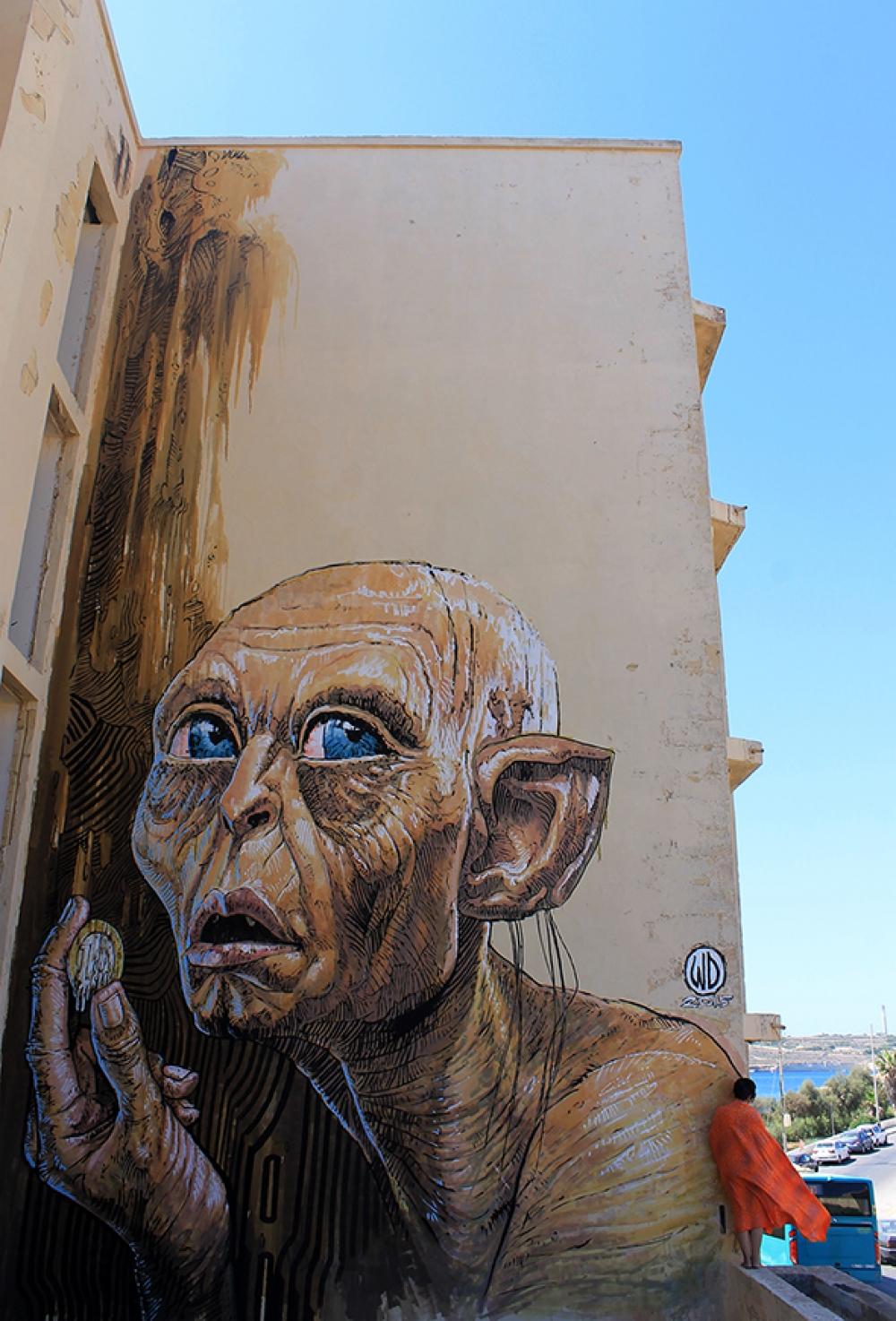 Hebat, Ternyata Graffiti Indonesia Diakui Dunia
