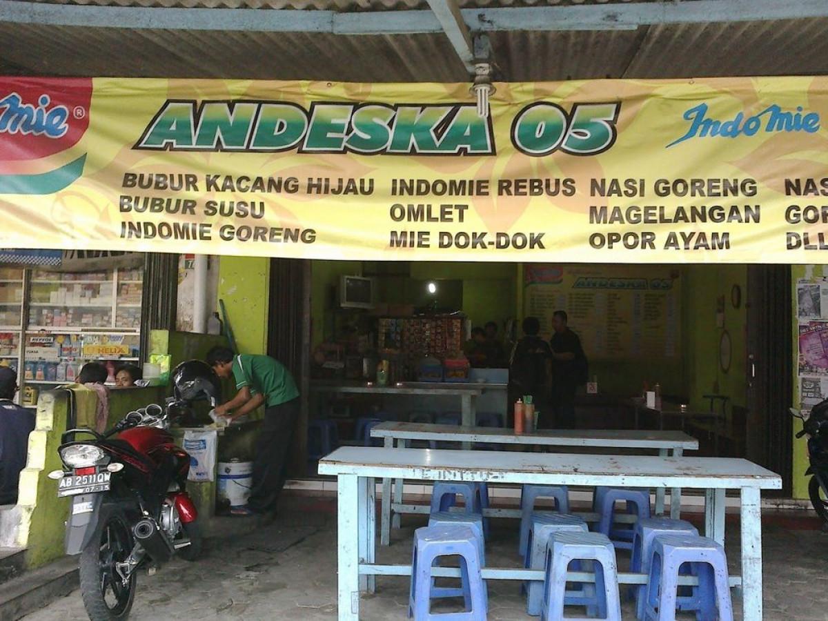 Burjo Andeska Yogyakarta, Tempat Makan Ideal Mahasiswa di Akhir Bulan