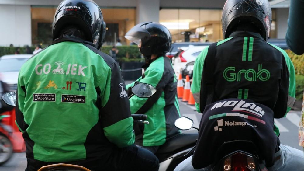 Go-Jek Saingi Grab di Singapura