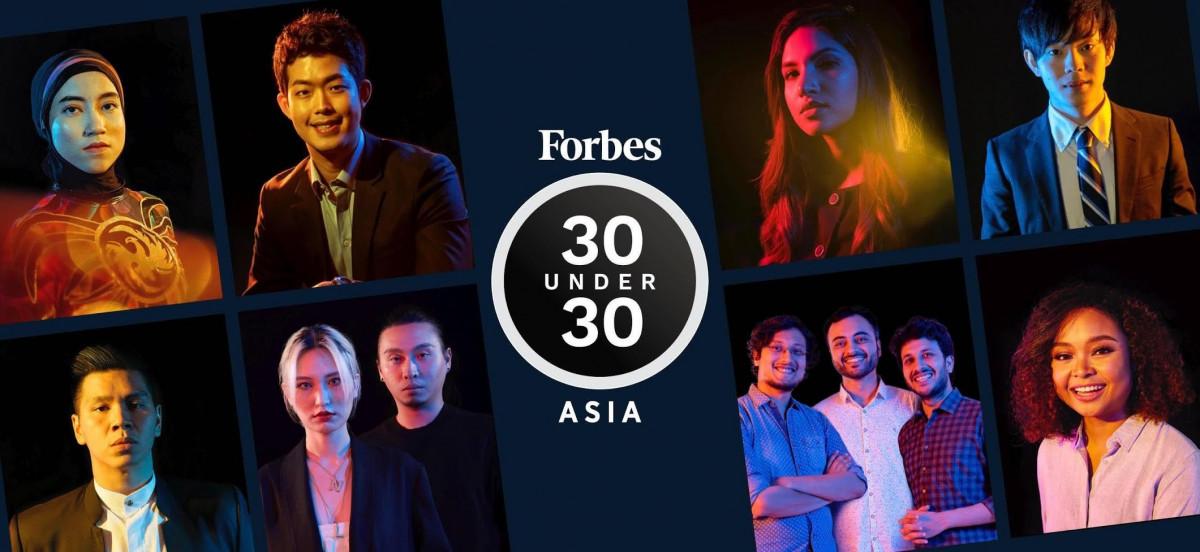 Sederet Anak Muda Indonesia dalam Daftar 30 Under 30 Asia Majalah Forbes