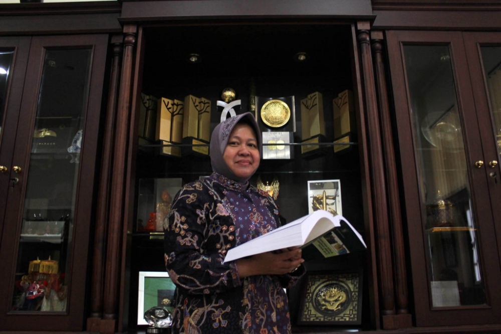 Why Ibu Risma Can't Quit?