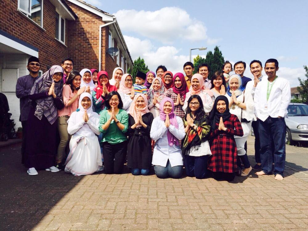 Idul Fitri Rasa Indonesia di Kota Asal Robin Hood, Inggris
