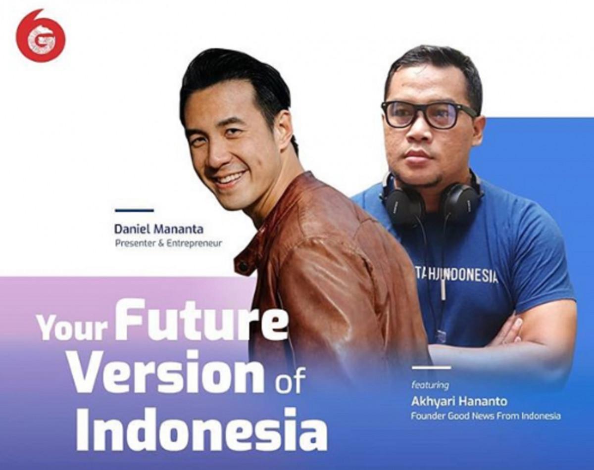 VJ Daniel: Indonesia Butuh Soft Power