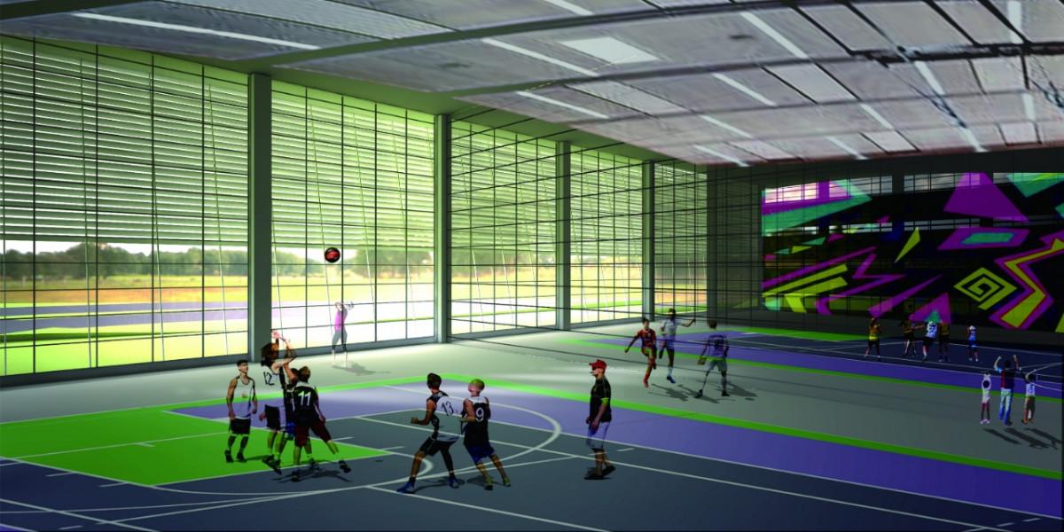 Universitas Indonesia Dirikan Sarana Olahraga Standar Internasional