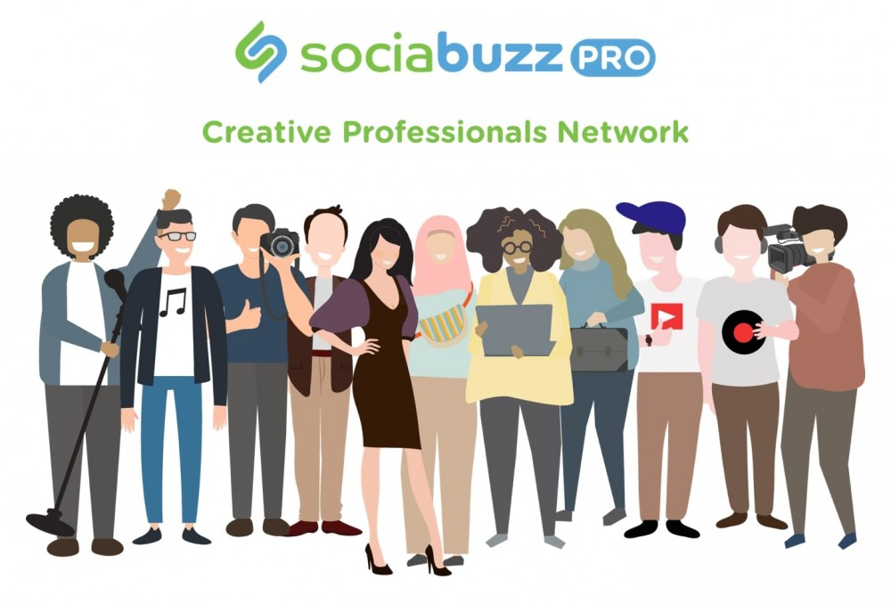 Amerika Punya LinkedIn, Indonesia Punya SociaBuzz Pro