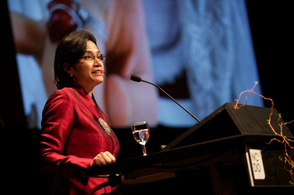 Sri Mulyani Jadi Menteri Keuangan Terbaik se-Asia