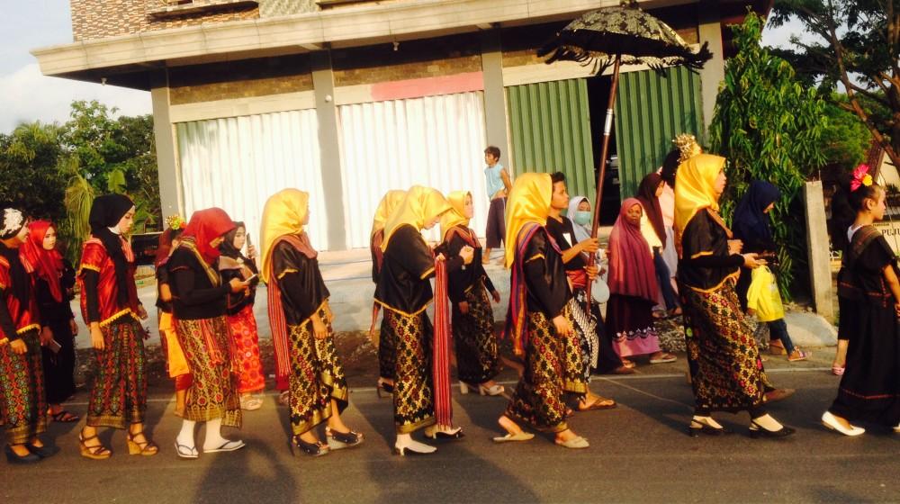 Keunikan Suku Sasak: Menculik Calon Istri Sebelum Menikah