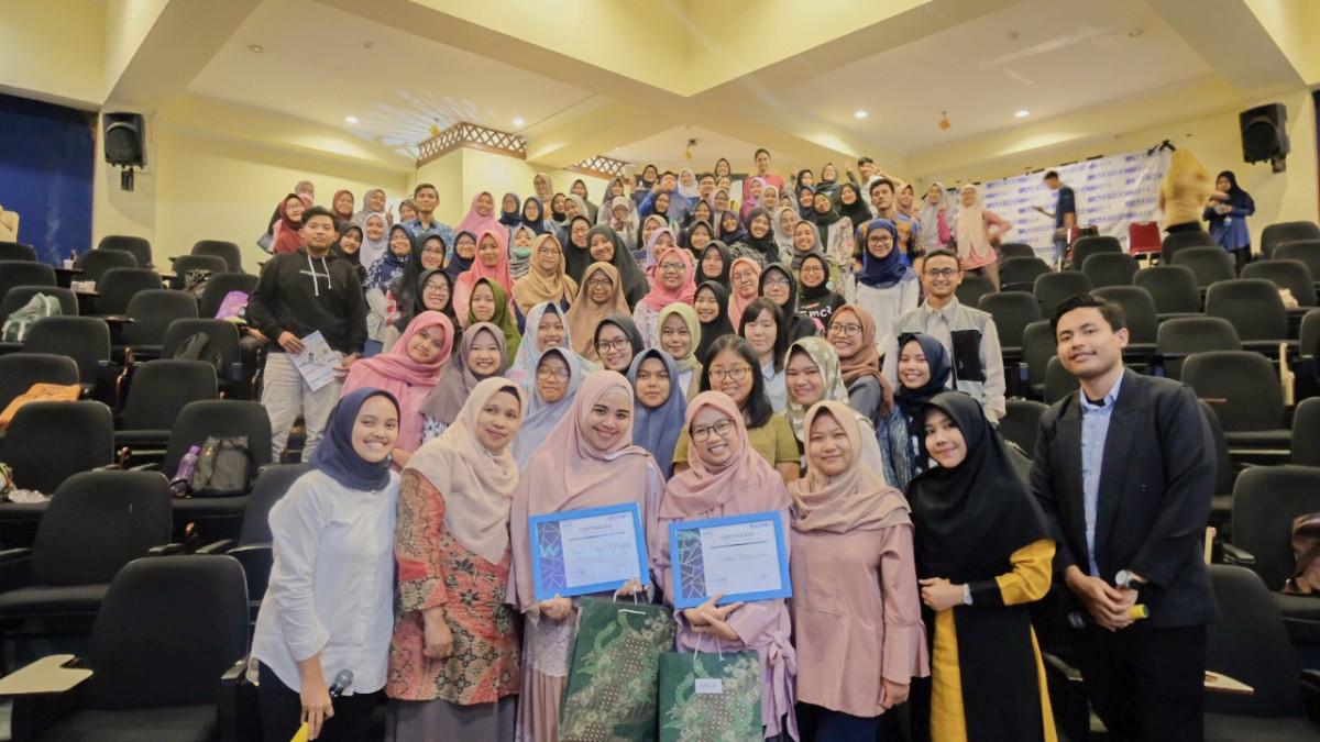 AIESEC in UIN Jakarta Suarakan Isu Kesehatan Mental Melalui Kegiatan Impact Circle