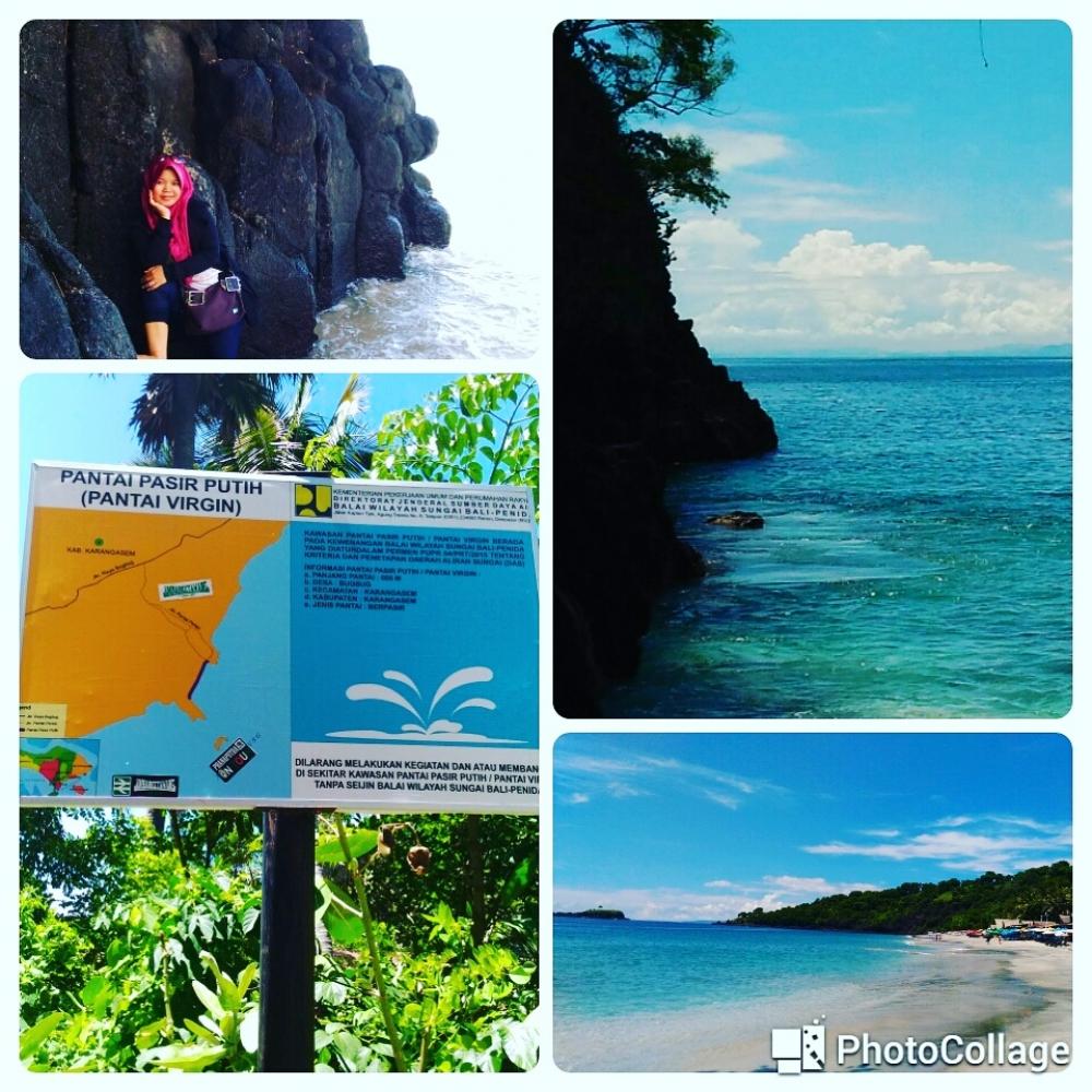 Pantai Virgin, Surga Yang Belum Terjamah