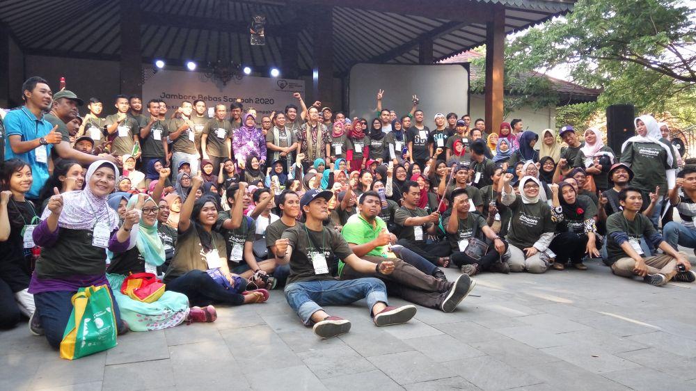 Menuju Indonesia Bebas Sampah 2020