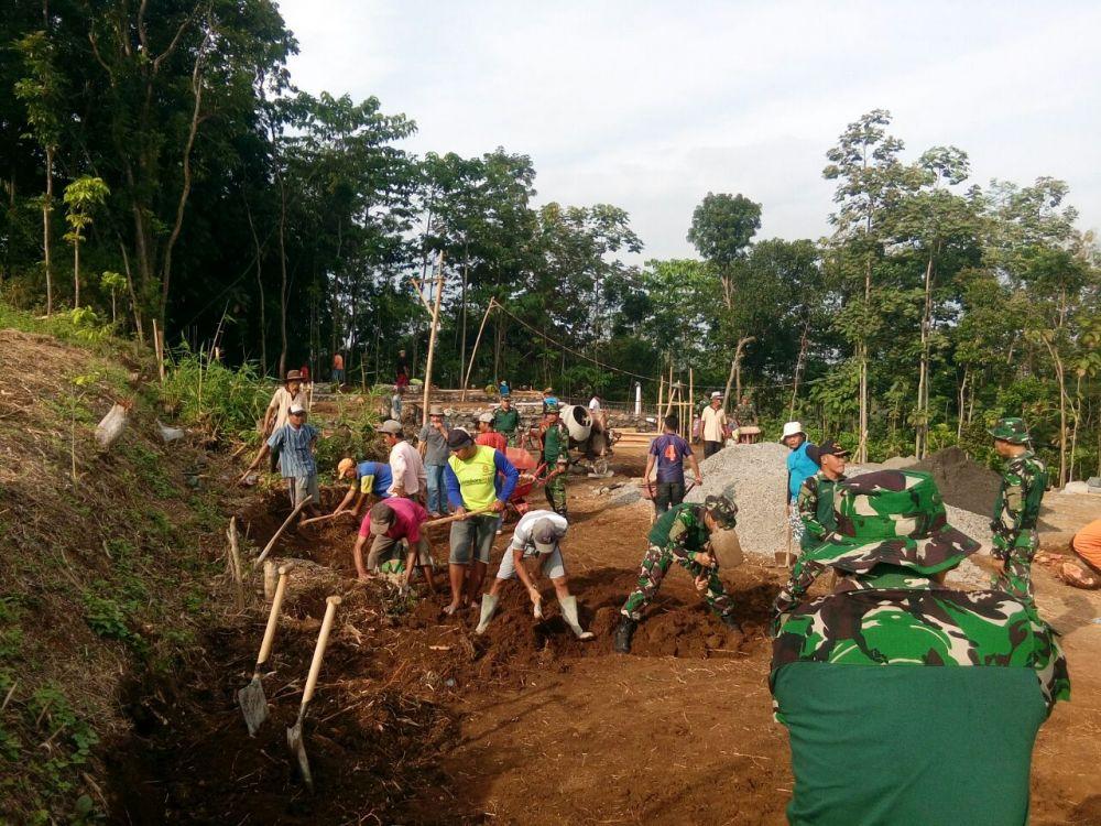 Wujud Toleransi Dalam Karya Bhakti Pembangunan Pura