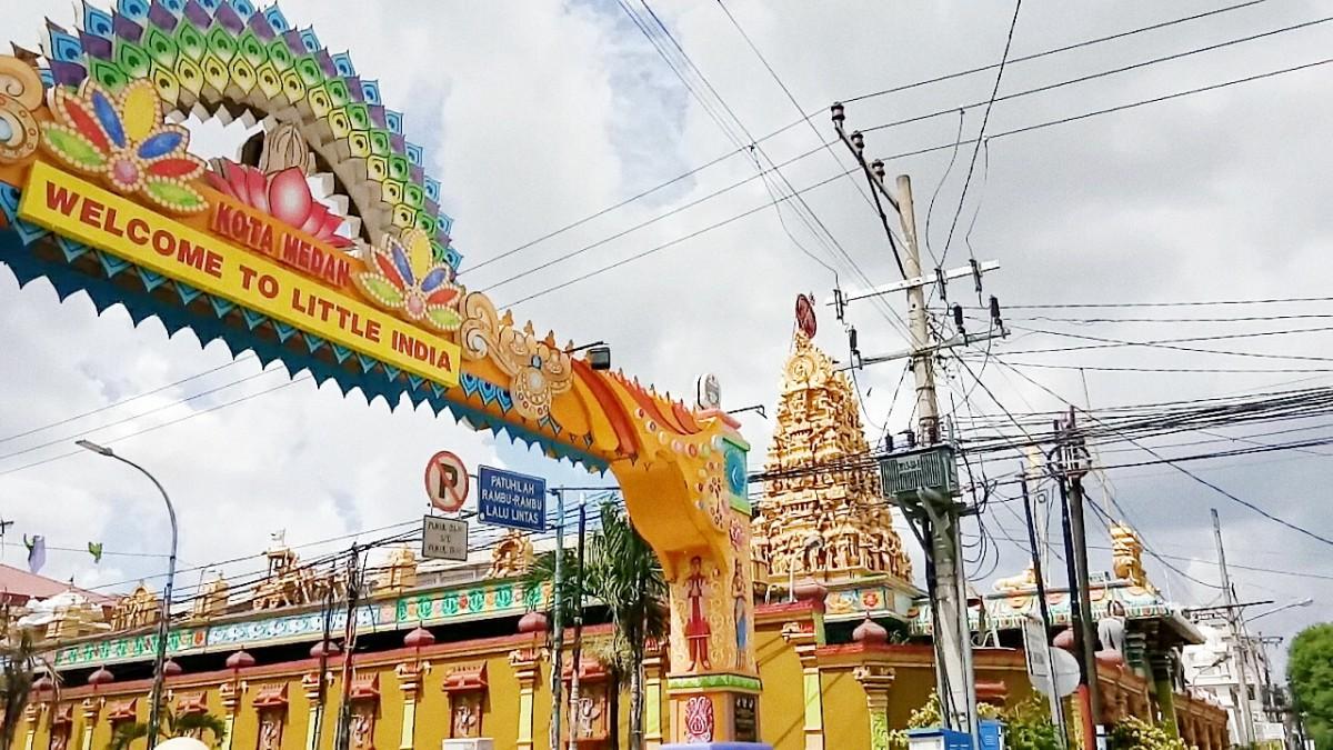 Kampung Madras, Little India Di Medan