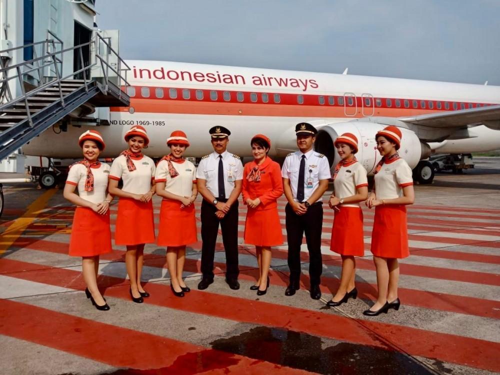 """Kembali ke Tahun 70-an, Nikmati Pengalaman Terbang dengan Pesawat """"Vintage"""" Garuda Indonesia!"""
