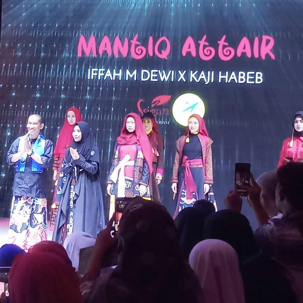 'Mantiq Attair', Karya Sogan dan Rajah Melenggang di Muffest 2019