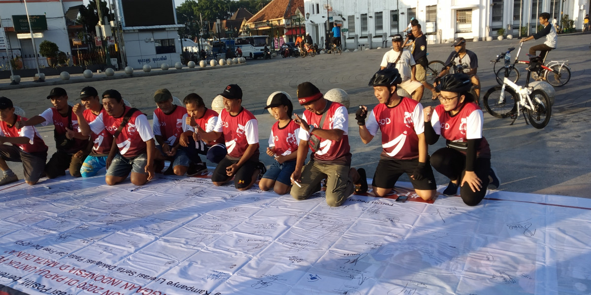 Masyarakat Papua Mendukung Pelaksanaan PON XX